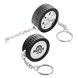 "Measuring tape ""tire"""